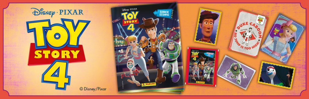 Toy Story 4 Sticker 69 Panini