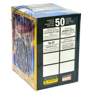 SEALED BOX x 50 ENVELOPES AVENGERS ENDGAME – PANINI
