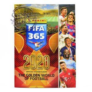 EMPTY ALBUM FIFA 365 2020- PANINI
