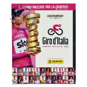 EMPTY ALBUM GIRO D' ITALIA 102 – PANINI