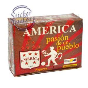 SEALED BOX x 50 ENVELOPES AMERICA DE CALI – PASION DE UN PUEBLO – DISTRIPRESS