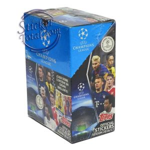 SEALED BOX CHAMPIONS LEAGUE 2016-2017 – TOPPS
