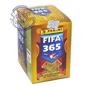 SEALED BOX FIFA 365 2020 (442 STICKERS VERSION) – PANINI