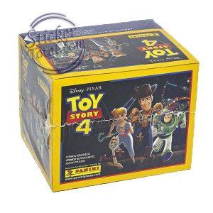 SEALED BOX x 50 ENVELOPES TOY STORY 4 – PANINI