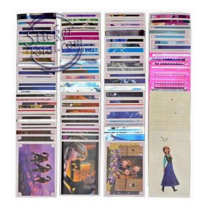 COMPLETE STICKERS SET FROZEN ENCHANTED MOMENTS – PANINI