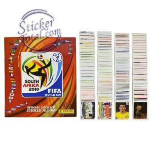 Album + Complete Stickers Set South Africa 2010 panini