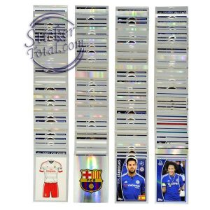 COMPLETE STICKERS SET CHAMPIONS LEAGUE 2015-2016 – TOPPS