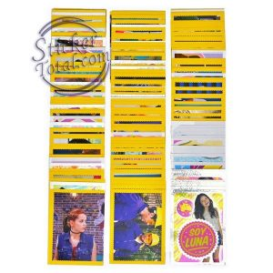 COMPLETE STICKERS SET SOY LUNA- PANINI