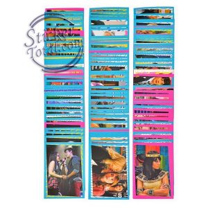COMPLETE STICKERS SET SOY LUNA QUESTIONS AND ANSWERS – PANINI