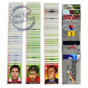 america de cali set stickers album