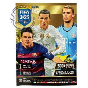 ALBUM FIFA 365 2016 PANINI