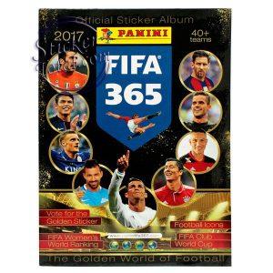 ALBUM FIFA 365 2017 PANINI