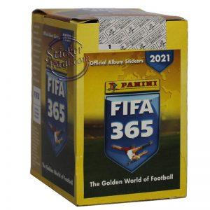 SEALED BOX FIFA 365 2021 PANINI