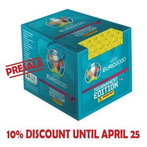 SEALED BOX EURO 2020 – PANINI