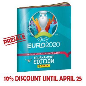 EMPTY ALBUM EURO 2020 – PANINI