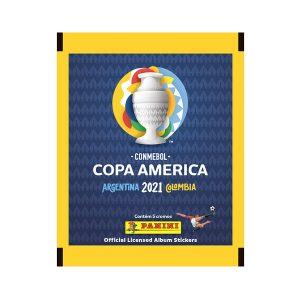 25 ENVELOPES COPA AMERICA 2021 – PANINI