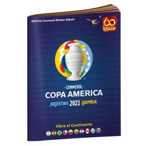 EMPTY ALBUM COPA AMERICA 2021 – PANINI