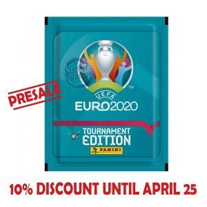 ENVELOPE EURO 2020 – PANINI
